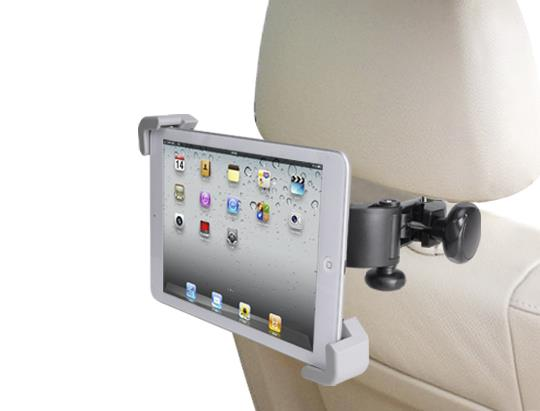 ORIGINAL AVANTREE Gibbon HD-6917 Car Headrest Mount Tablet Kit Holder