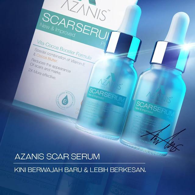 NEW Original Azanis Advanced Plus Cocoa butter TERMURAH + EXTRA GIFT