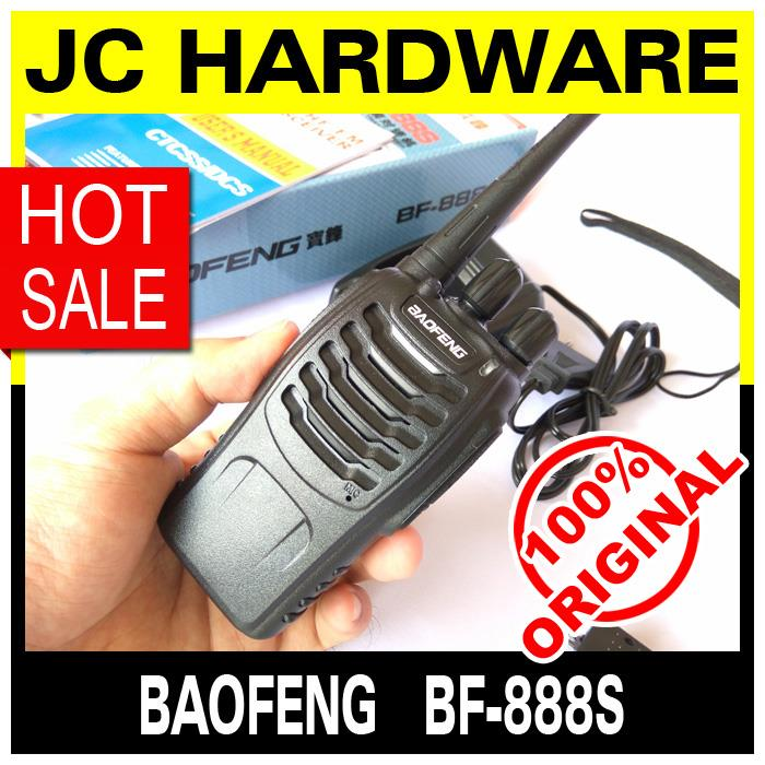 Original Baofeng Walkie Talkie BF-888S BF 888S bf888 bf888s TYT