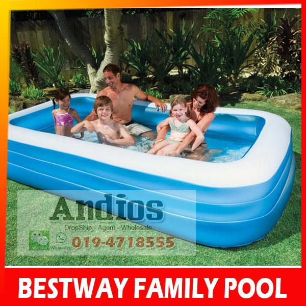 Original bestway inflatable paddli end 12 28 2016 10 43 pm for Small paddling pool