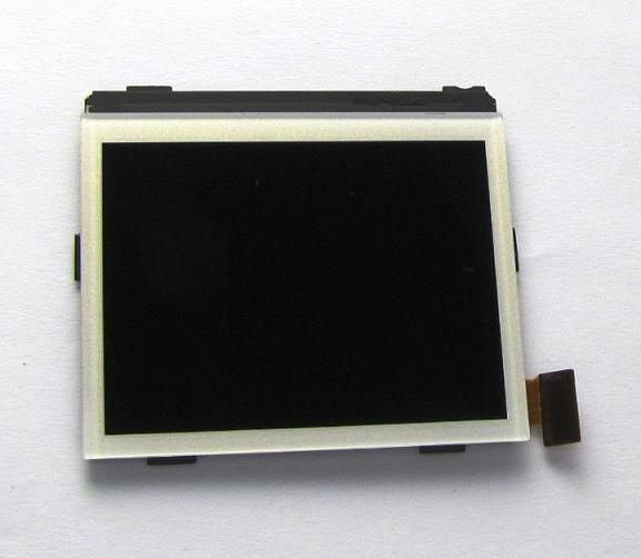 ORIGINAL Blackberry Bold 2 9700 Bold 3 9780 ( 402/111 ) LCD / WHITE