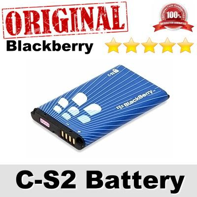 Original Blackberry Curve 8310 Curve 8320 C-S2 CS2 Battery 1Y WARRANTY