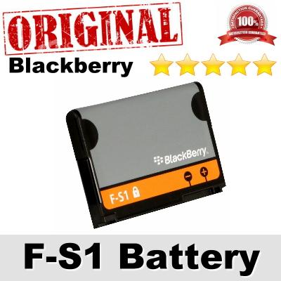 Original Blackberry F-S1 FS1 Torch 9800 9810 Battery 1Year WARRANTY