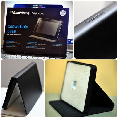 ORIGINAL BLACKBERRY PLAYBOOK  CASE ready stock