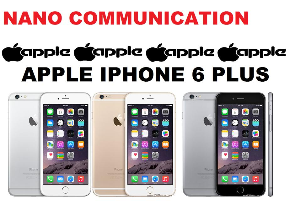 (ORIGINAL) BRAND APPLE..Apple iPhone 6 PLUS 128GB/64GB/16GB