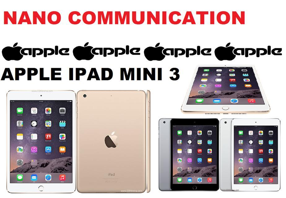 (ORIGINAL) BRAND APPLE...APPLE MALAYSIA WARRANTY...Apple iPad mini 3