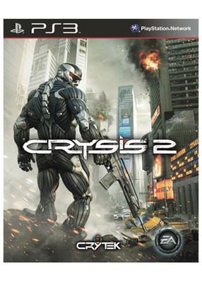 Original Brand New Sony PS3 Crysis 2 Blu-Ray R3