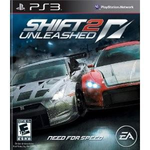Original Brand New Sony PS3 Need For Speed Shift 2 Unleashed R3