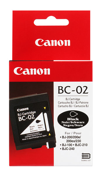 ORIGINAL CANON BC-02 INK CARTRIDGES AVAILABLE HERE!!!*FREE SHIPPING*