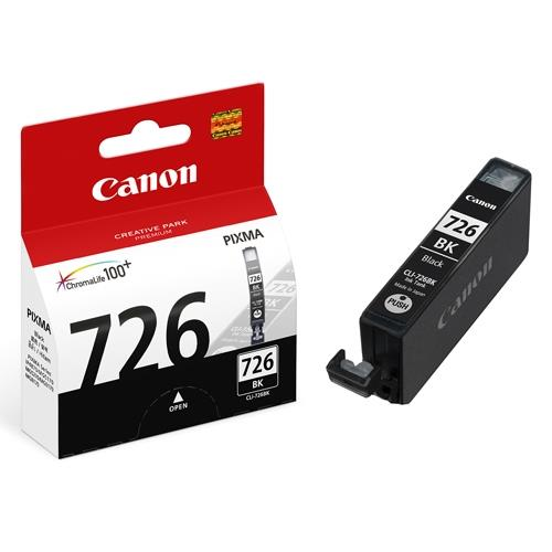 Original Canon CLI-726 Black Ink Cartridge Canon Pixma iP4970
