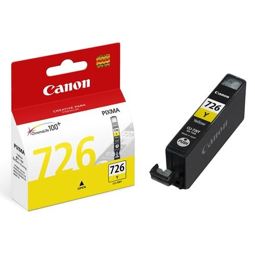Original Canon CLI-726 Yellow Ink Cartridge Canon Pixma iP4970