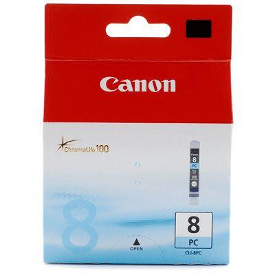 Original Canon CLI-8 Photo Cyan Ink Cartridge Canon Pixma iP6600D