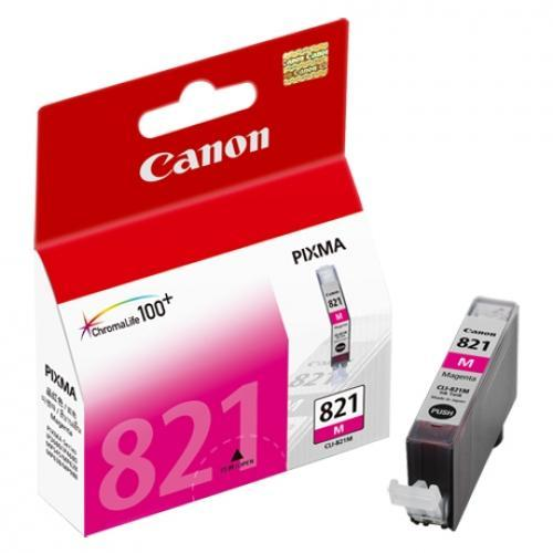 Original Canon CLI-821 MAGENTA Ink Cartridge ( PGI820BK PGI 820 BK )