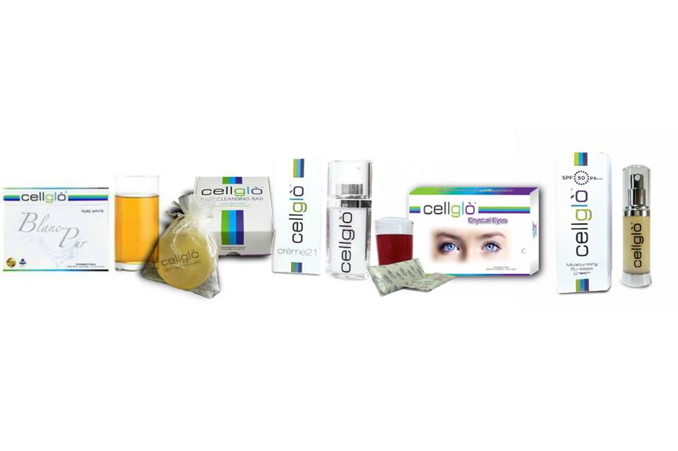 Original Cellglo 5 Treasures - 5 in 1(Authorized Cellglo Dealer)