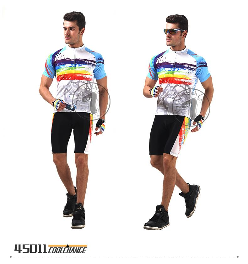 Original CoolChange Cycling Jersey with Pants