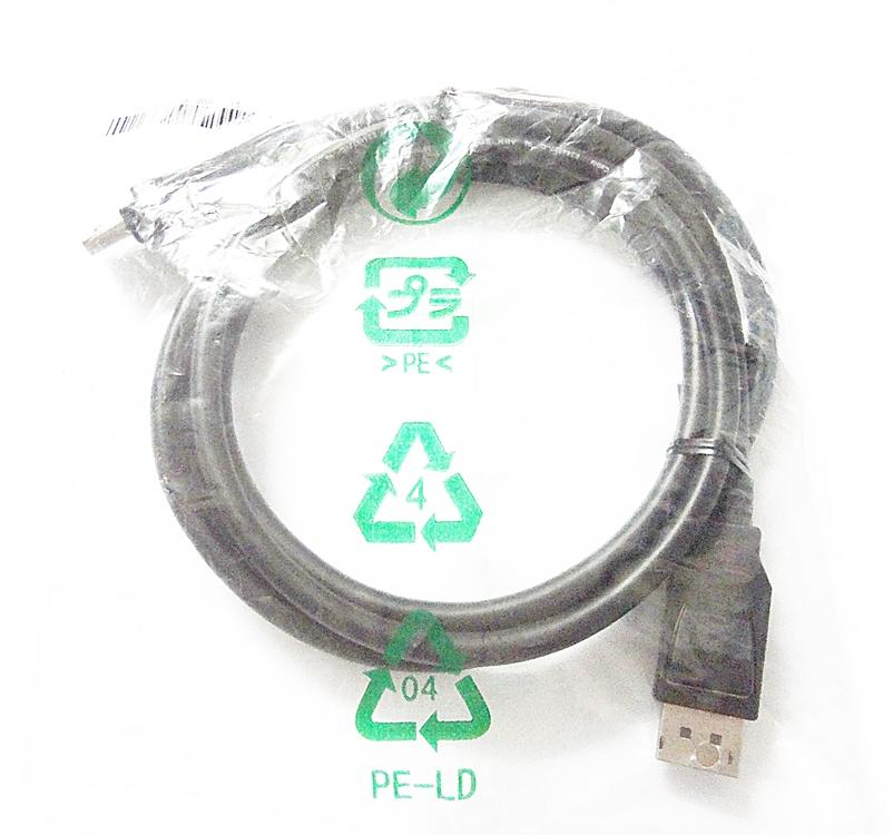 Original Coxoc 1.8M Display Port DP Male to Male Cable