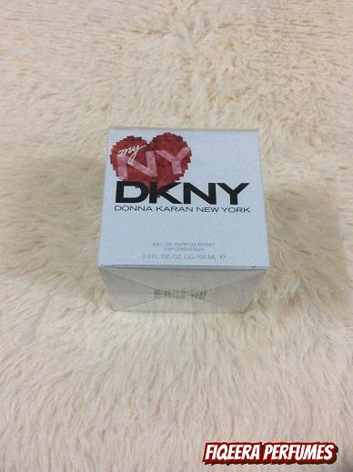 ORIGINAL DKNY My NY EDP 100ML Perfume