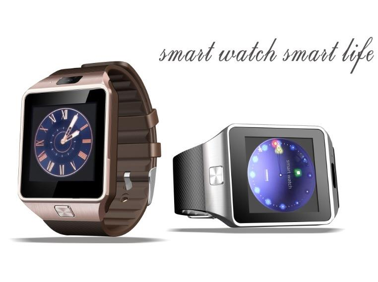 ORIGINAL DZ SmartWatch SMS/CALL/BLUETOOTH Android IOS Apple Device