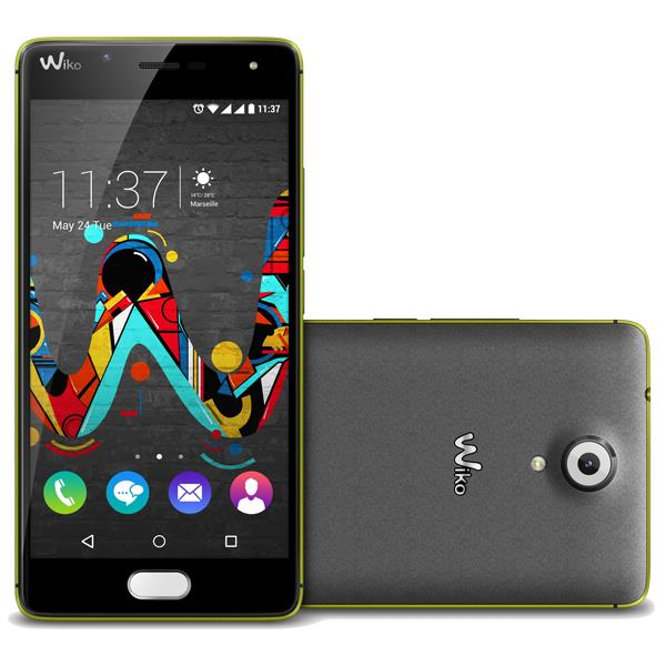 (ORIGINAL) French WIKO UFEEL 3GB RAM HD FingerPrint 13MP 5.0'