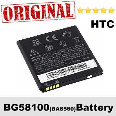 Original HTC Sensation 4G Battery BG58100 BA-S560 Bateri 1Y WARRANTY