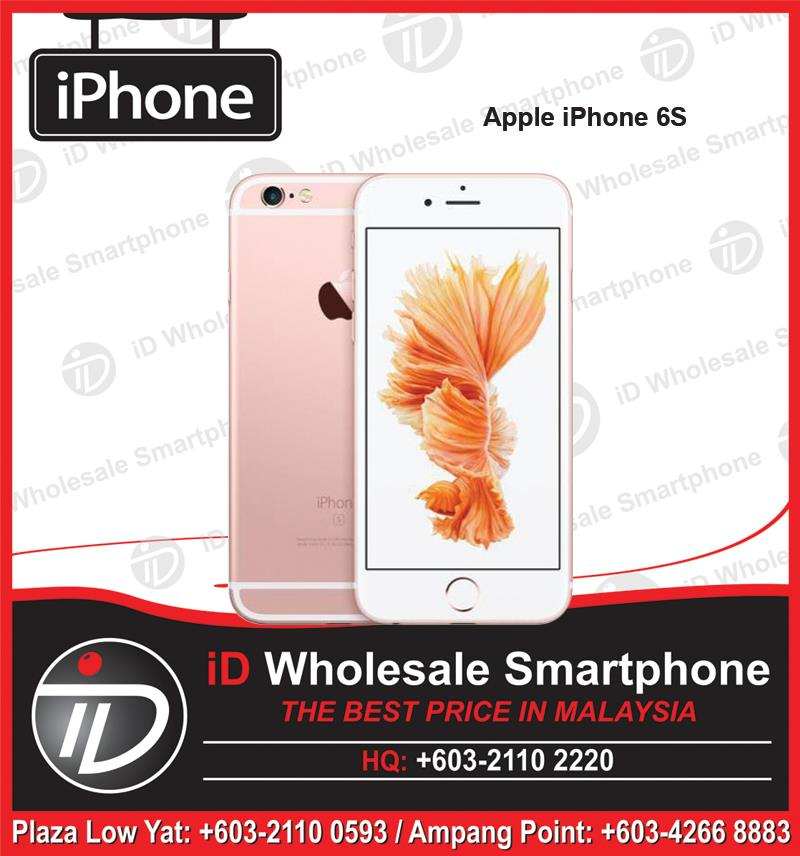 (Original Import) Iphone 6s  16GB/64GB/128GB