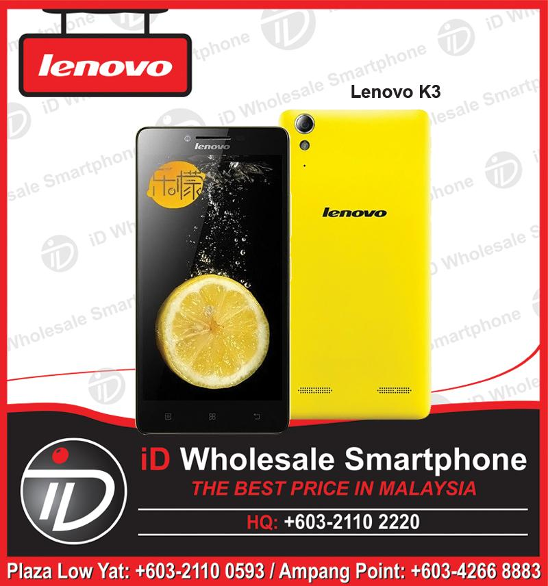 (ORIGINAL IMPORT) LENOVO K3 Dual SIM LTE, 1GB RAM +16GB ROM, HOT SALE!