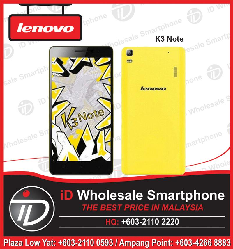 (ORIGINAL IMPORT) LENOVO K3 NOTE 4G LTE, 2GB RAM + 16GB ROM, HOT SALE!