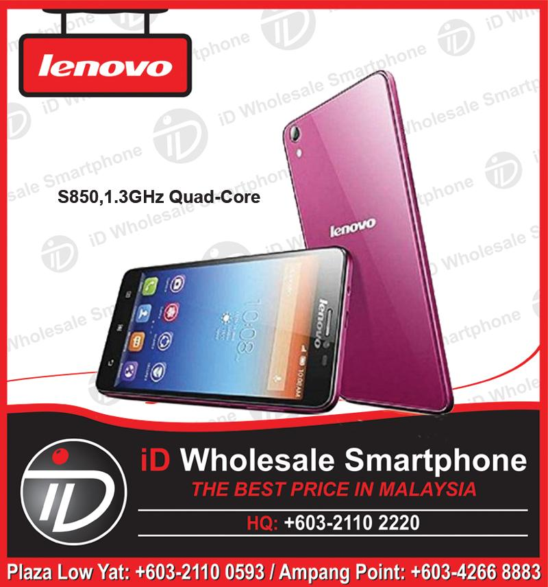 (ORIGINAL IMPORT) LENOVO S850, Quad-Core + 2 Years Warranty