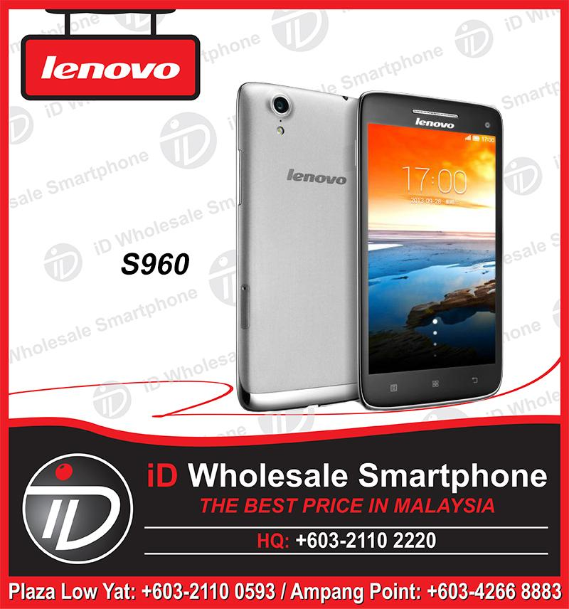 (Original Import) LENOVO S960, Quad Core, Micro-SIM + 2 Years Warranty