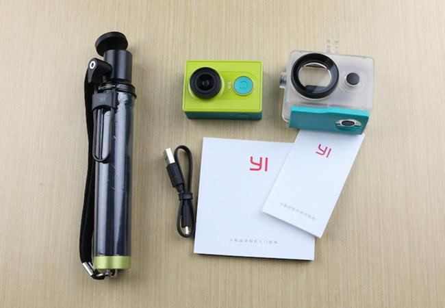 (ORIGINAL IMPORT) XIAOMI Yi Sport Action Camera Full HD