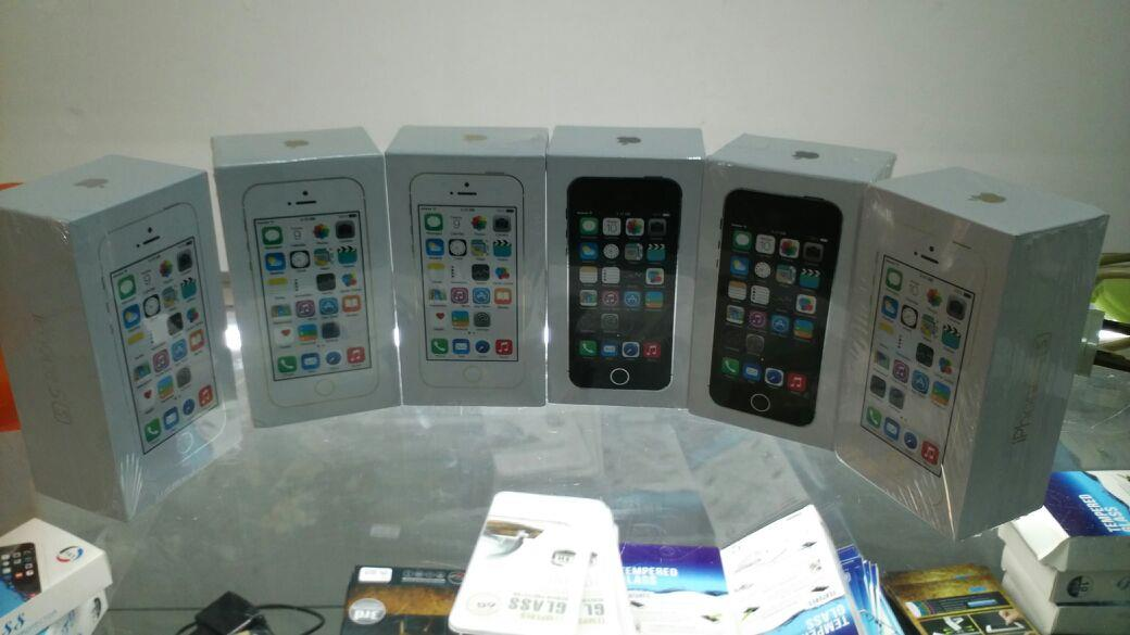 Original Iphone 5s Refurbished New Set(With Gift)