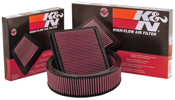 ORIGINAL K&N Air Filter Made in USA: TOYOTA VIOS/ YARIS 07/ ALTIS 08
