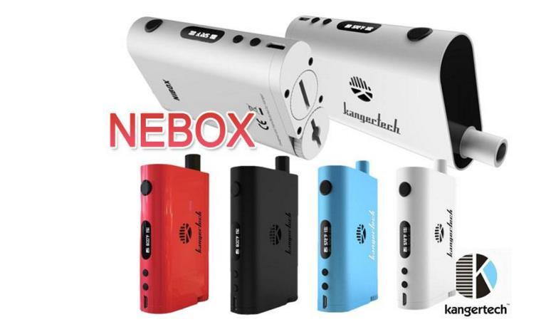 ORIGINAL KangerTech NEBOX 60W With Temperture Control Starter kit