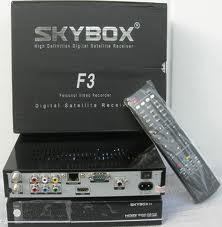 ORIGINAL LATEST DUAL CORE SKYBOX F3 HD PVR SATTELITE Encoder+6monthCCC..