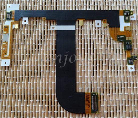 ORIGINAL LCD Front Keypad Keyboard Flex Ribbon Nokia E7 E7-00 ~@@