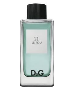 ORIGINAL Le Fou 21 by Dolce & Gabbana (M) EDT Spray 100ml UNBOXED