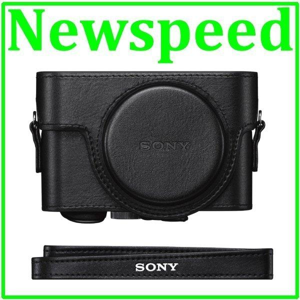 Original Leather Case for Sony RX100 Mark II III IV MK2 MK3 MK4