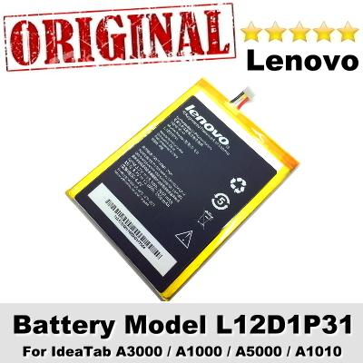 Original Lenovo IdeaPad A1000 A1010 L12D1P31 Battery 1Year Warranty