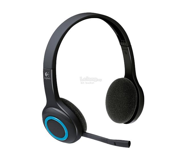 NEW & ORIGINAL LOGITECH 981-000504 WIRELESS HEADSET H600-981-000503