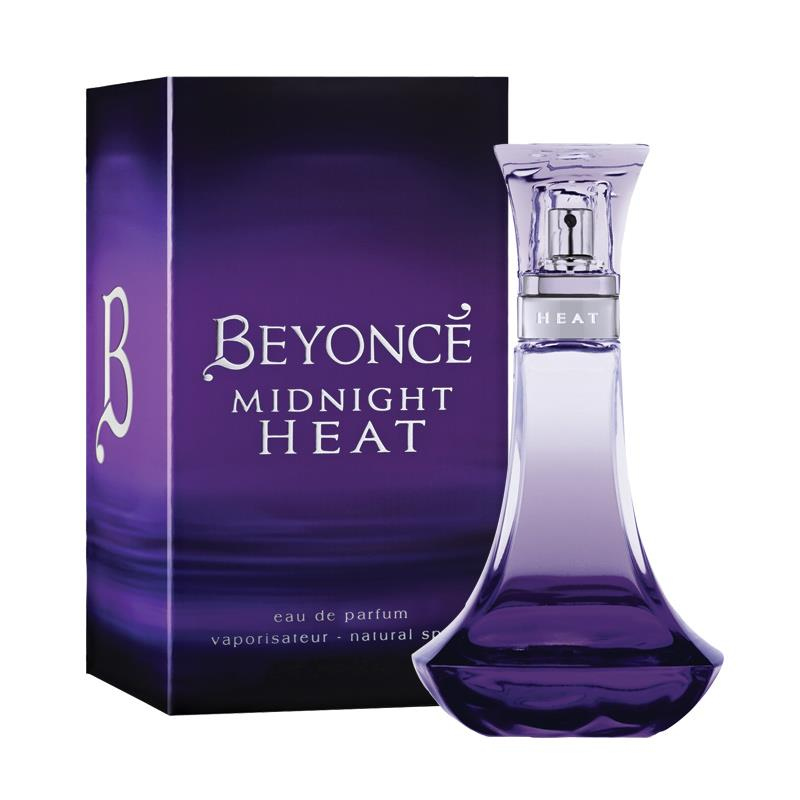 ORIGINAL Midnight Heat by Beyonce (W) EDP Spray 100ml