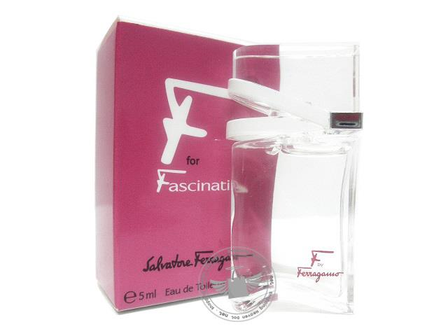*New Original Miniature* - F for Fascinating For Her 5ml Edt