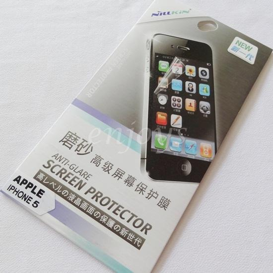 ORIGINAL NILLKIN Matte AG LCD Screen Protector for Apple iPhone 5 5S