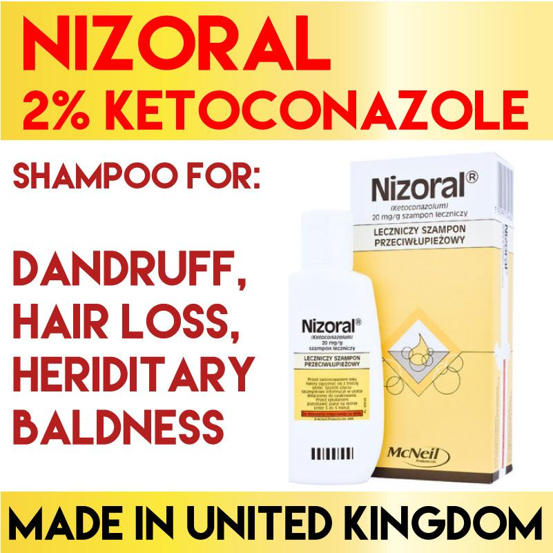 Ketoconazole Shampoo 2 Hair Loss