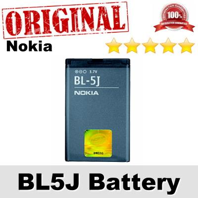 Original Nokia BL5J BL-5J 5800 Navigation Edition Battery 1Y WARRANTY