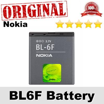 Original Nokia BL6F BL-6F N95 8GB N79 N78 Battery 1Year WARRANTY