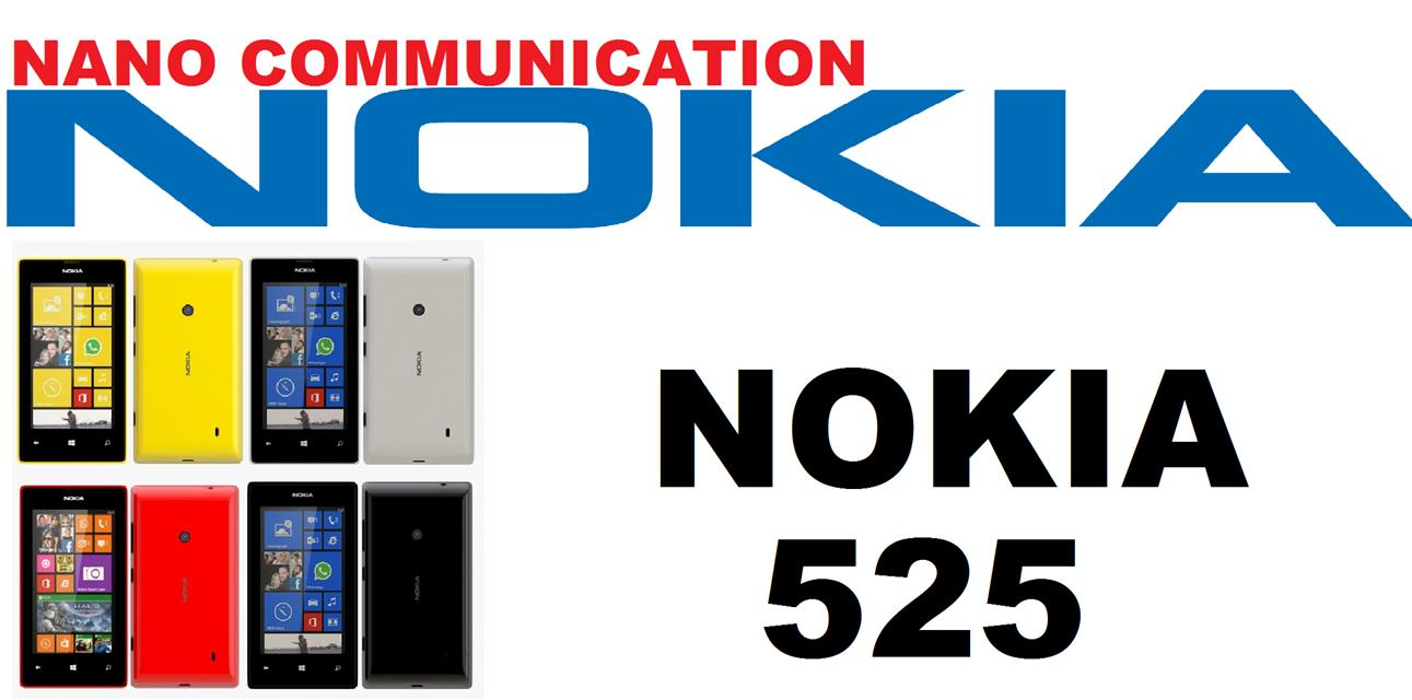 (ORIGINAL) NOKIA WARRANTY Nokia Lumia 525