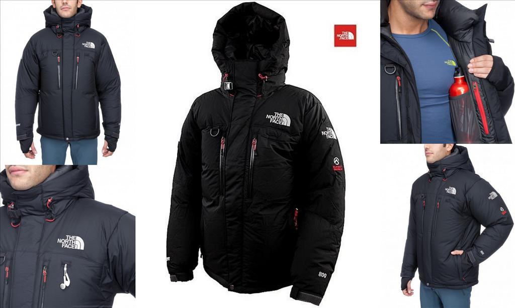 Original The North Face Goose Down Jacket 5C ~ -35C Weather