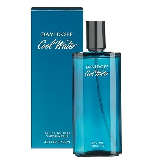 ***ORIGINAL PERFUME*** DAVIDOFF COOL WATER 125ML