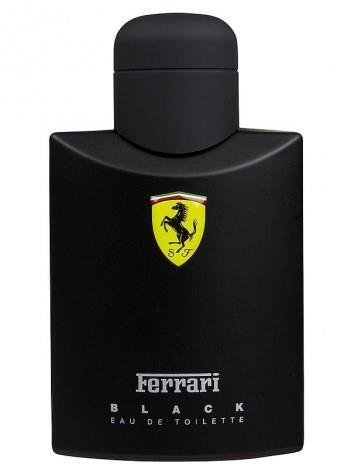 Original Perfume Ferrari Black Ferrari for men 125ML EDT