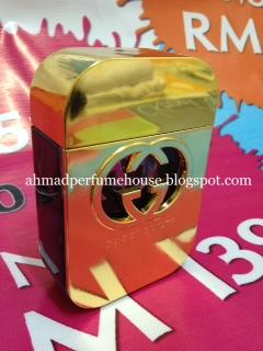 Original Perfume Gucci Guilty Intense Gucci for women 75ml